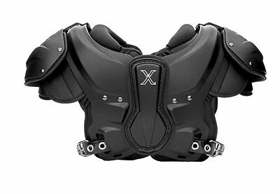 2017 XENITH Adult Xflexion Velocity Football Shoulder Pads Adult X-Large NWT