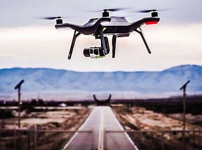 3DR SOLO SMART DRONE QUADCOPTER for GoPro SA11A WORLDS SMARTEST DRONE !