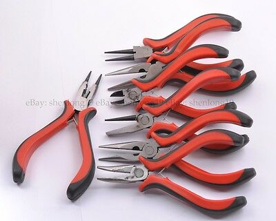 Mini Jewellery Jewelery Plier Cutter Beading Making Repair Fix Tool Kit DIY
