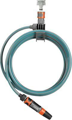 Gardena Terrace Spiral Hose 7.5 M with Cleaning Syringe 18401