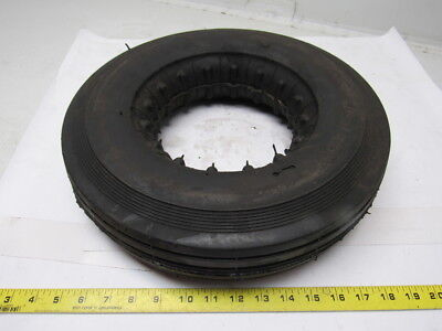 16X 4.00  Solid Hard Rubber industrial tire