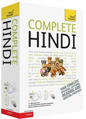 Complete Hindi Beginner to Intermediate Course: (Book and Audio Support) Learn .