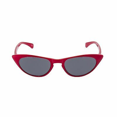 Retro vintage style 50s CAT EYE Sunglasses or Sun Readers 'PEGGY' Lipstick Red