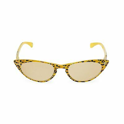 Retro vintage style 50s CAT EYE Sunglasses or Sun Readers 'PEGGY' Leopard