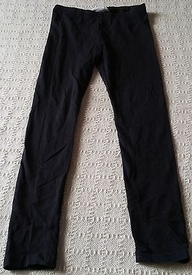 """H&M"" Girls Black Leggings 6-7 Years"