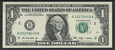 USA   -  Federal Reserve Note  -   1 Dollar  -   P-409   -   2009