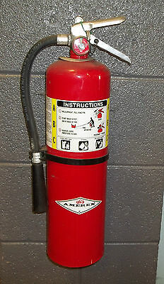 Amerex 10 LB Fire Extinguisher ABC Rated