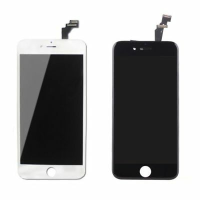 Black/White LCD Display Touch Screen Digitizer Assembly Replacement for iPhone 6