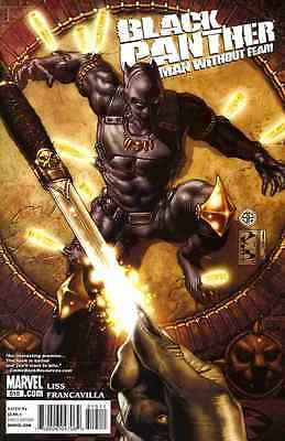 Black Panther: The Man Without Fear (2010) #515   VF/NM