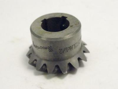 """148480 New-No Box, Browning YSMS12F15LHX1/2 Spiral Tooth Gear, 15T, 9/16""""ID"""