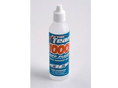 NEW Team Associated 5455 Ft Silicone Diff Fluid 10000Cst ASC5455