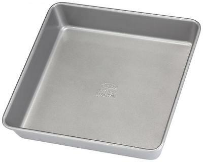 Stellar James Martin Non-Stick 23x23cm Square Cake Baking Tin Dish Tray