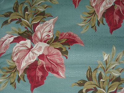 New Gorgeous Barkcloth type BAHAMA BREEZE cotton fabric