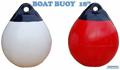 Boat Buoy 18 inches Dock Mooring Fender