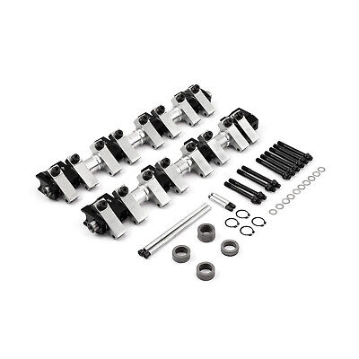 fits Ford FE 390 427 428 Shaft Mount 1.76 Ratio Aluminum Rocker Arms (With