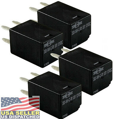 SongChuan General Purpose Relays, Automotive-Relays-Form-1C-SPDT