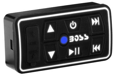 Boss Audio UBAC30 Water Resistant Bluetooth Controller Polaris RZR/ATV/UTV/Cart