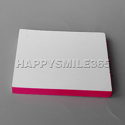 2 Books Dental Disposable Cement Mixing Pads Silicone Impression Materials