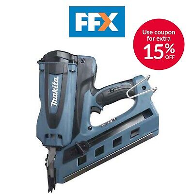 Makita GN900SE Cordless Gas Framing Nail Gun First Fix