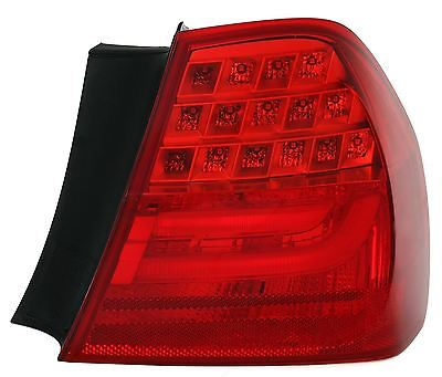 For BMW 3 Series E90 Saloon 2008 - 2012 Led Outer Rear Tail Light Drivers Side