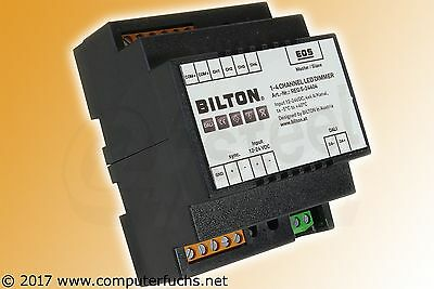 BILTON 1-4 Channel LED Dimmer REG S-24404  12-24V  4A DALI Bus°