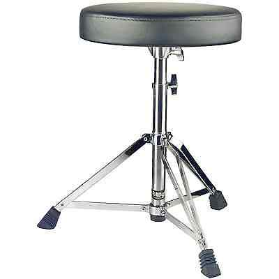 Stagg DT-32CR Double Braced Drum Stool (Chrome)