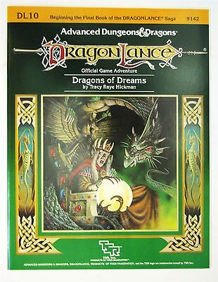 RPG D&D AD&D - Dragonlance - Dragons of Dreams DL10 # 6I18