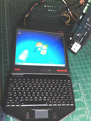 DATA911 M6 mobile data system 2GB Ram 60 GB HDD window 7