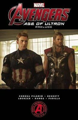 Marvel Comics Avengers Age Of Ultron Prelude Tpb Trade Paperback Cinematic