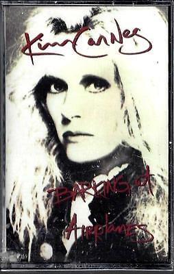 KIM CARNES / BARKING AT AIRPLANES - Sealed Cassette