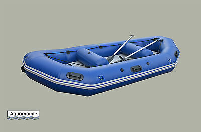 12' Inflatable White Water River Raft Whitewater Heavy Duty Boat