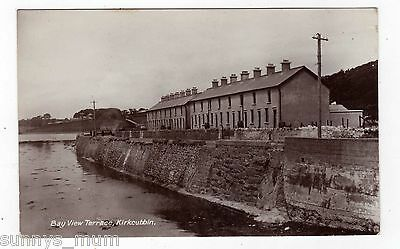 Northern Ireland, Co. Down, Kirkcubbin, Bay View Terrace, Rp