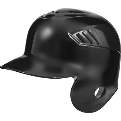 Rawlings Single Flap CFSEL-B-90 L (7 3/8 - 7 1/2) Black Batting Helmet