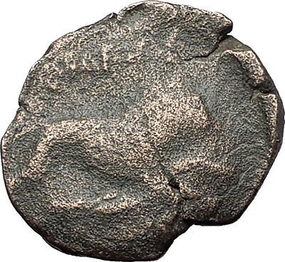 LYSIMACHOS 323BC Alexander the Great Lion Authentic Ancient Greek Coin i60797