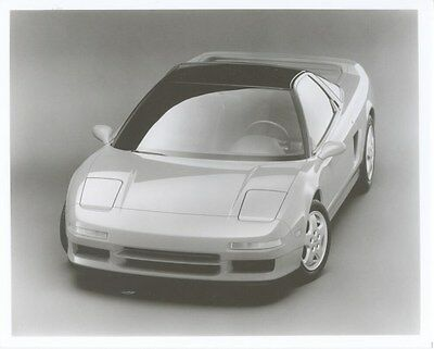 1989 Acura NSX Sports Car ORIGINAL Factory Photo och5696
