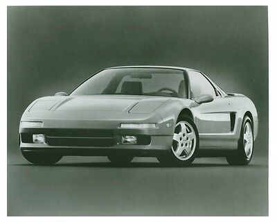 1989 Acura NSX Sports Car ORIGINAL Factory Photo och5697