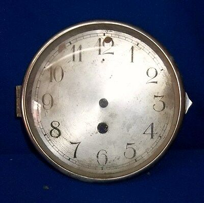 Antique Original Complete Hinged Frame & Domed Glass, Dial and Back SET DOWN