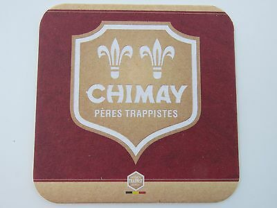 Beer Coaster ~ CHIMAY Trappist Bier ** Additional Coasters $0.25 S&H Worldwide