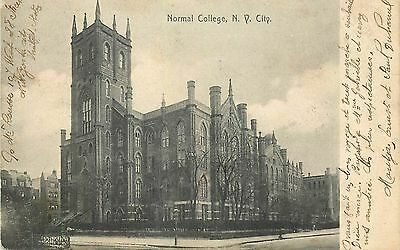 Cp Normal College New York City