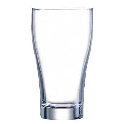 Arcoroc (Pack of 48) Conical Beer Glasses 425ml BARGAIN