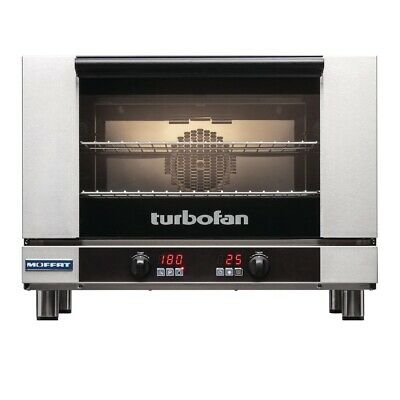 Commercial Turbofan Full Size Digital Electric Convection Catering Oven E27D2