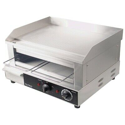 Commercial Birko Griddle Toaster Sandwish Grill Hotplate Flat Top 1003002