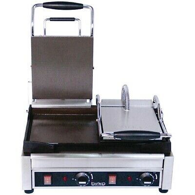Commercial Birko Double Contact Grill Griller Grilla Sandwich Press 1002103