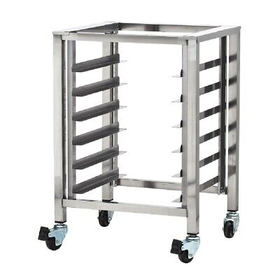 Commercial Turbofan Convection Oven Stand Table For Combi Steam Oven Sk23