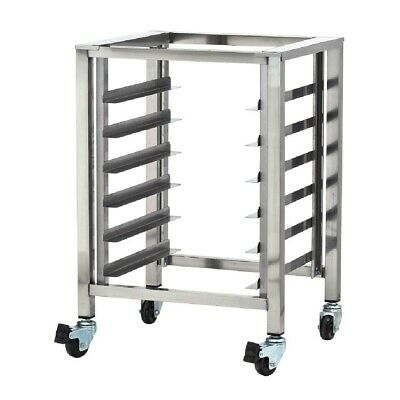 Commercial Turbofan Convection Oven Stand Table For Combi Steam Oven Sk2731N