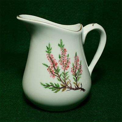 Norge Norwegian creamer small pitcher with rosemaling