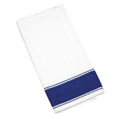 Olympia Gastro Napkins with Blue Border BARGAIN