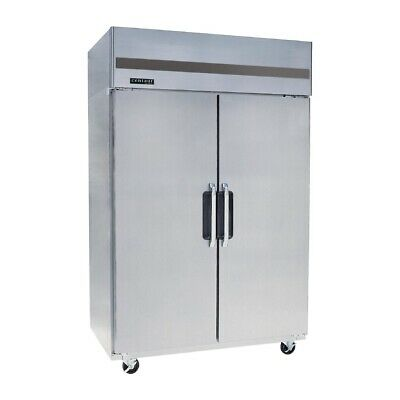 Skope Centaur 2 Door Two Doors Upright Stainless Steel Freezer Bc126-2Ffos-E
