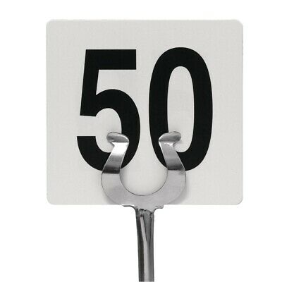 Table Numbers Set 1-50 BARGAIN