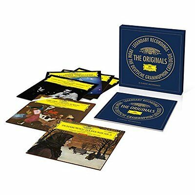 Various Artists - The Originals Lp Set New Vinyl